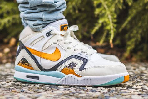 WDIWT - See my on foot video review of these Air Tech Challenge II Kumquat  + where to find em 406bfd8a99