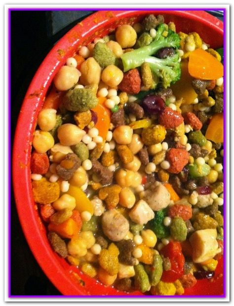 Best Homemade Food For Diabetic Dogs - Welcome to Ruby's Diner! I've been making this homemade diabetic dog food recipe for many years.
