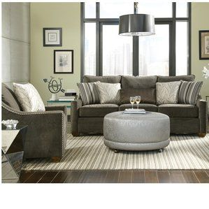 Burnish Configurable Living Room Set By Craftmaster With Images