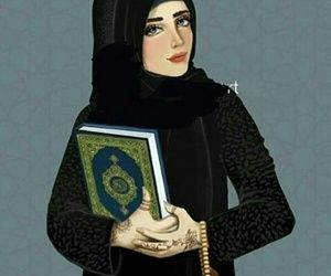 Islam e cultura araba dunque hanno sempre fatto parte della mia vita ma non. 149 Images About Hijab Art On We Heart It See More About Hijab Art And Cartoonish In 2021 Islamic Girl Girly M Cute Girl Drawing