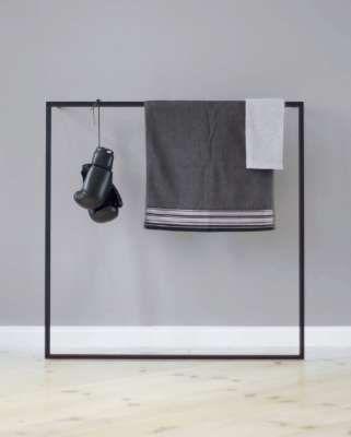 Leano Garderobe Schwarz In 2020 Wardrobe Rack Decor Home Decor