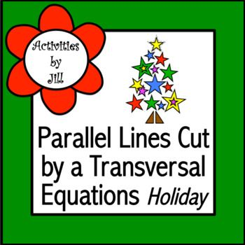 Add A Little Pizzazz To Your Lessons With This Holiday Color By Number Activity Equations High School Teacher Tpt Math