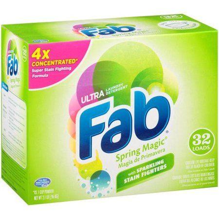 Household Essentials Laundry Detergent Powder Laundry Detergent