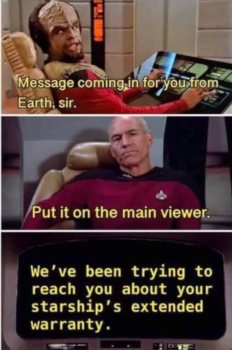 34 Star Trek Sh*tposts For Those With A One-Trek Mind