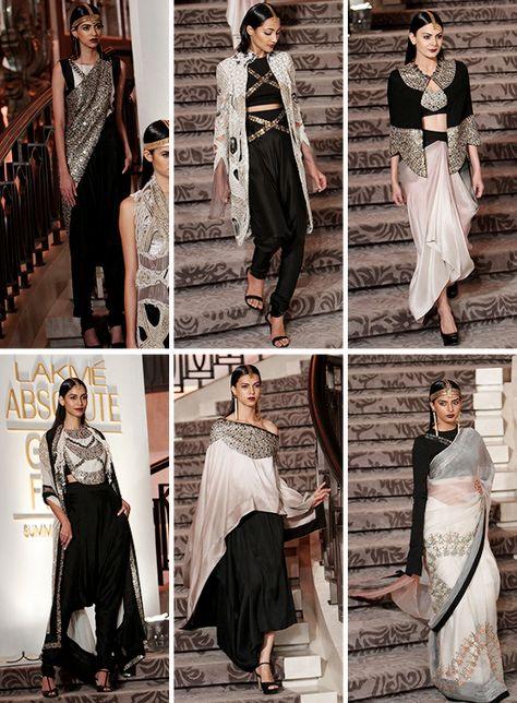 """clothes I wish I had. ➝ Anamika Khanna at Lakme Fashion Week Summer Resort 2015 """