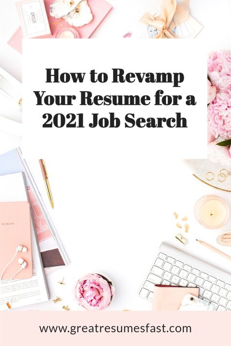 Executive Resume Writing Tips for 2021