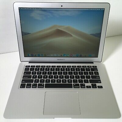 Apple Macbook Air 13 Early 2014 128 Gb Ssd 8 Gb In 2020 With Images Apple Macbook Air Apple Macbook Macbook Air 13