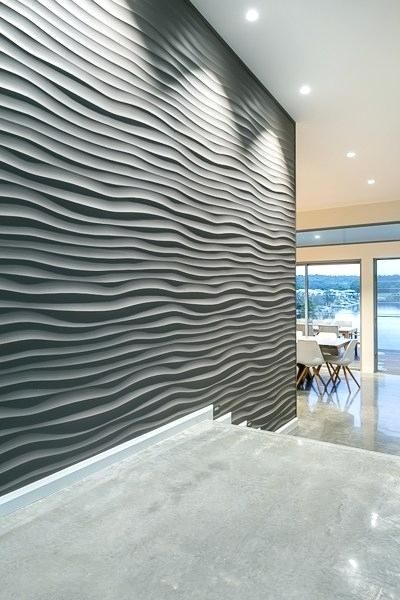 Idea By Sirbu Corina On Stairs Design In 2020 3d Wall Panels Textured Wall Panels Wall Panels Bedroom