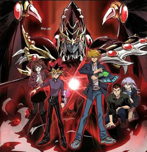 Yugioh Universe Di Instagram Beautiful Fanart Of The Dark Magician And Red Eyes Fusion Monster Coming Very Soon In Th Anime Yugioh Monsters Anime Characters