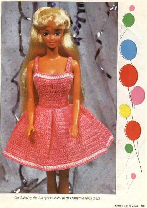 Album View | Knits4Kids | barbie kleding | Pinterest | Vestidos de ...