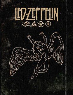 Led Zeppelin, my favorite 70s band