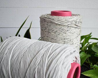 Bulk 3mm Macrame Rope Macrame Cord Cotton Rope Macrame Modern Fiber Macrame Cord Macrame