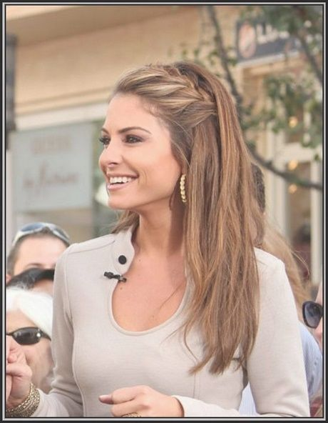 Easy Hairstyles For Thick Straight Hair Hair Styles Long Hair Styles Straight Hairstyles
