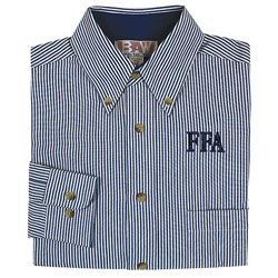 The Classic FFA Stripe Shirt. Get free personalization on select Shop FFA items through May 1