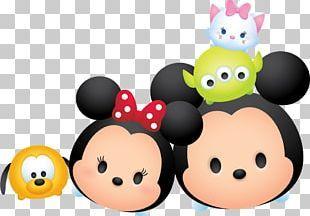 Disney Tsum Tsum Mickey Mouse Minnie Mouse Daisy Duck The Walt Disney Company Png Clipart Character Chip N Tsum Tsum Mickey Mouse Tsum Tsum Mickey Tsum Tsum