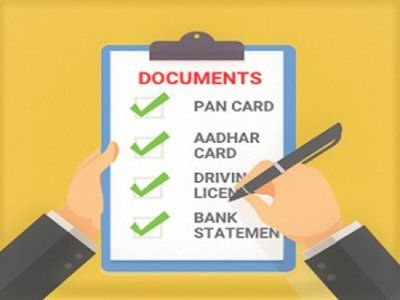 Document Required For Personal Loan In 2020 Personal Loans Personal Loans Online Aadhar Card