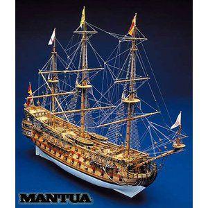 帆船模型キット サンフェリペ マイクロクラフト :mt0747:木製模型 ...