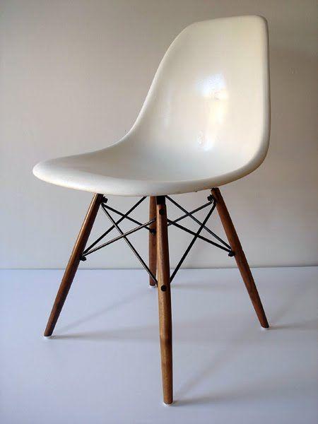 Elegant Style Essentials  : Furniture   The Eames Eiffel Chair | Retail Therapy |  Pinterest | Eames Eiffel Chair, Eiffel Chair And Eames Chairs