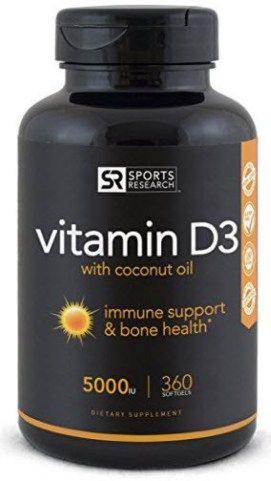 7 Of The Best Vitamin D3 Supplements For 2018 Vitamin D3