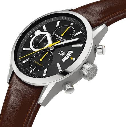 Raymond Weil Freelancer Horloges Roemer Juweliers