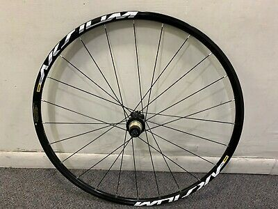 Sponsored Ebay New Other Mavic Aksium Rear Road Bike Cl Disc
