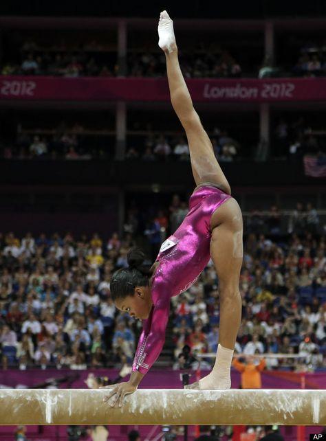 Gymnastics: best sport ever