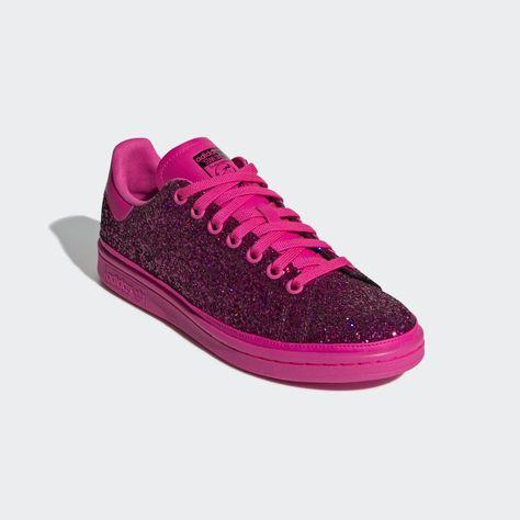 e46faa4cd48 Tênis Stan Smith Shock Pink   Shock Pink   Collegiate Purple BD8058