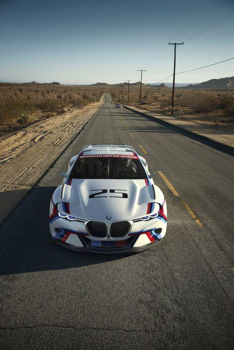 BMW 3.0 CSL Hommage R (Foto: BMW)