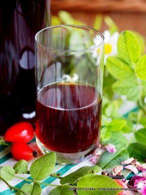 Smaczna Pyza Zenicha Kresowa Nalewka Rozano Ziolowa Alcoholic Drinks Alcohol Drinks