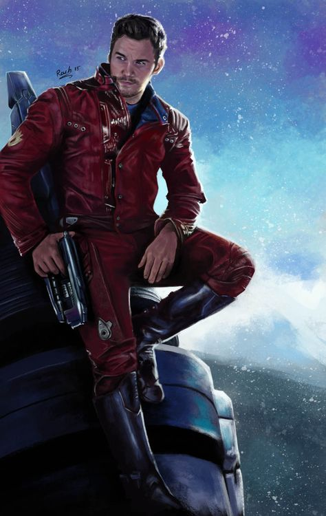 Star-lord by AnimeFanS2 on DeviantArt