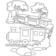 Top 26 Free Printable Train Coloring Pages Online Train Coloring Pages Free Printable Coloring Pages Coloring Books
