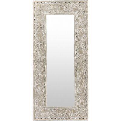 Dakota Fields Cartersville Weathered Pewter Accent Mirror Wayfair Ca Mirror Wall Antique Mirror Wall Mirror Decor