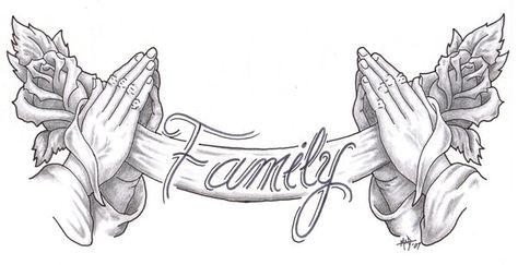 Bless my Family I by madtattooz on DeviantArt