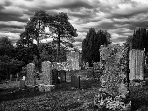 Boleskine Cemetery