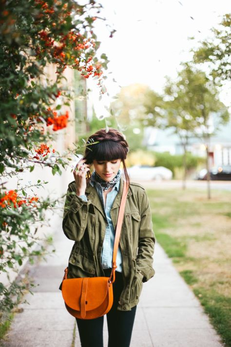 New Darlings Seattle Travel Guide - Fall Style