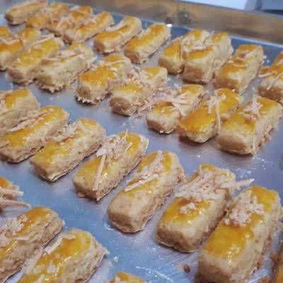 Resep Kastengel Premium Oleh Yusia Cookpad Resep Biskuit Memanggang Kue Resep