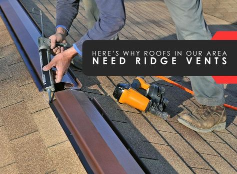 Types Of Roof Vents For Houses Off Ridge Vent Installation Vent Ridge Roof Types Of Roof Vents Ridge Vents Roof Vents