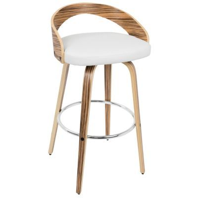 Lumisource Grotto Barstool Reviews Furniture Macy S En 2020 Chaise Salle A Manger Table Et Chaises Chaise