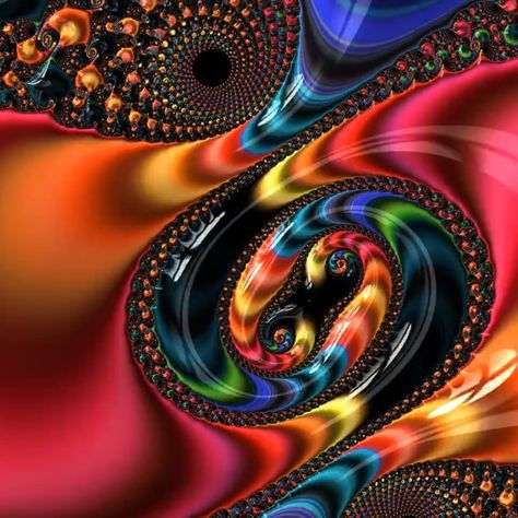 Trippy Fractal Video, lots of colors and movement. Do you love Fractal Art as much as I do? Great, feel free to check out my collection, click through and get inspired! All Fractals are available as poster or print (metal, acrylic, canvas). #fractal #video #trippy #fractalart #colorful