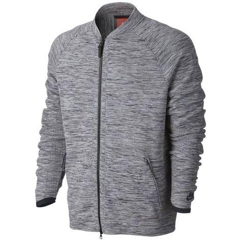 NWT Nike NSW Tech Knit Men/'s Jacket 832178 060 Size L $250