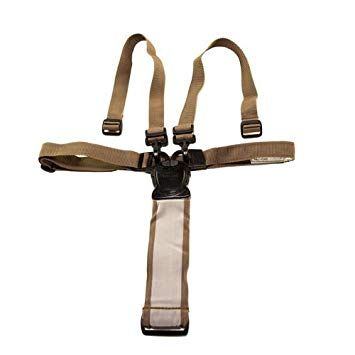 Replacement Straps Harness For Chicco Polly High Chair Brown