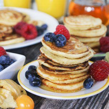 american pannkakor recept