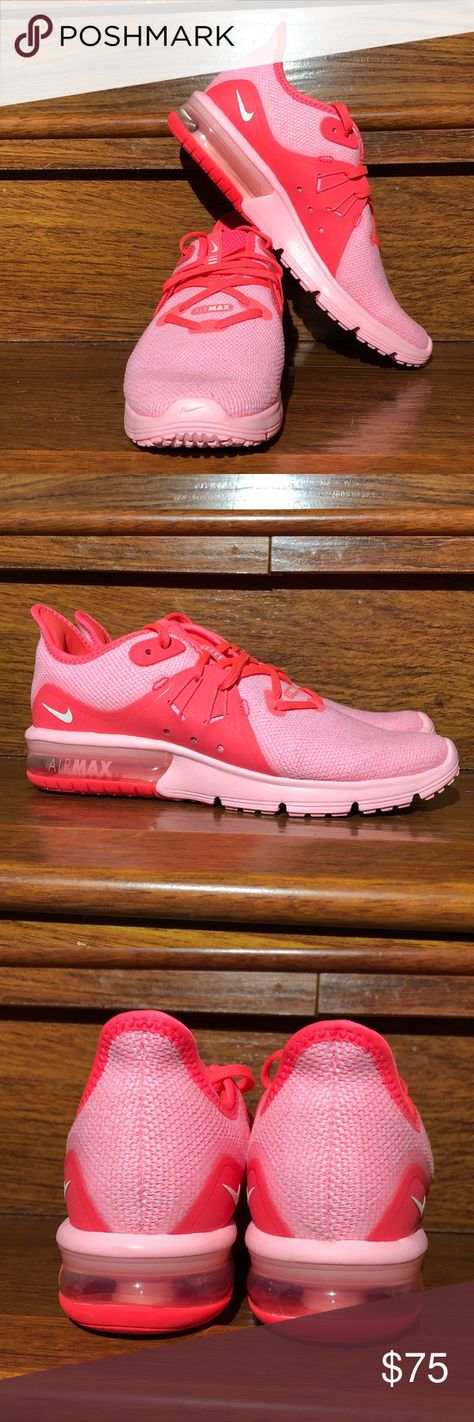 Nike Air Max Sequent 3 Hot Punch New