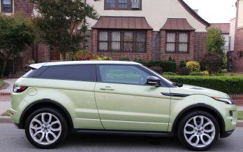 2012 Range Rover Evoque Dynamic Premium Coupe 2012 Range Rover Range Rover Evoque Range Rover Evoque 2012