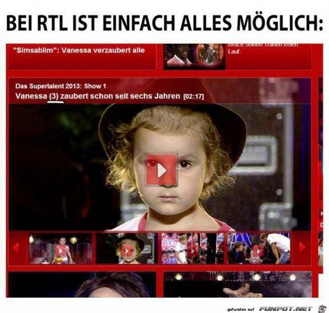 52 RTL Assi TV-Ideen   lustig, lustige sprüche, witzig