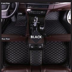 Sj All Weather Custom Fit Car Floor Mats Front Rear Floorliner