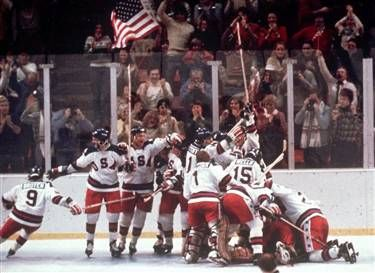 Miracle On Ice Hockey Team 13 Of 20 Players From Minnesota The Miracle On Ice 1980 Olympic Hockey Game Between The U Olympic Hockey Team Usa Hockey Sports