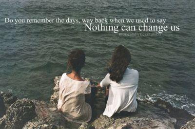 nostalgic quotes on friendship