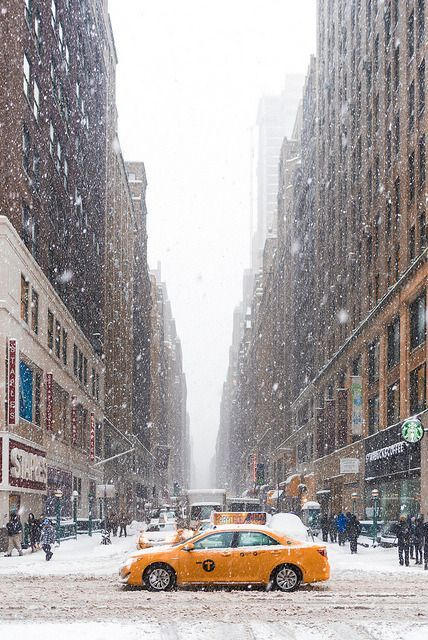 Its freezing outside - The Best Photos and Videos of New York City including the Statue of Liberty Brooklyn Bridge Central Park Empire State Building Chrysler Building and other popular New York places and attractions.