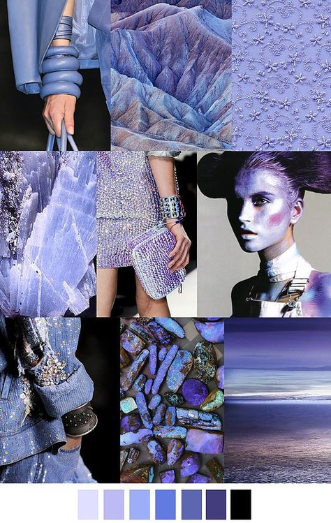 color and pattern fashion palette.